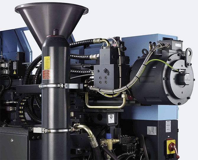 DST2 high-torque motors: low-maintenance & energy efficient