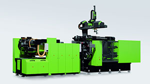 Direct Drive Injection Moulding Machine