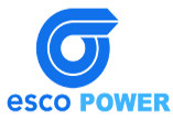 logo esco power web neu