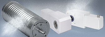 Hygienic Design motors