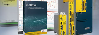 Registration: ProDrive parameterization and operating software for Baumüller b maXX