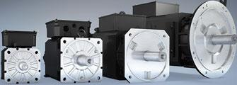 Three-phase current synchronous motor DS2 – More power through coolness