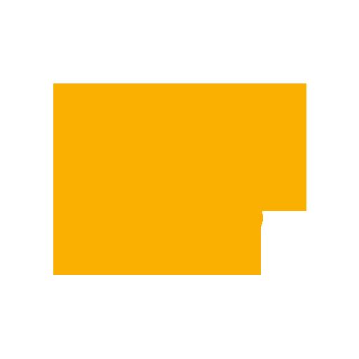 icon abnahme gelb