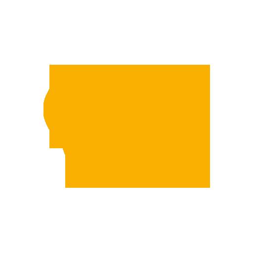 icon beratung gelb