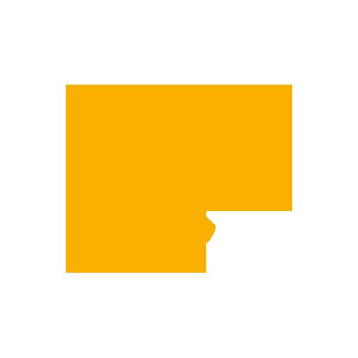 icon umsetzung gelb